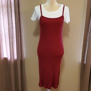 NWOT Almost Famous dress size Large